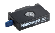 Novoflex MiniConnect Round Quick Release Base with Plate