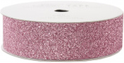 American Crafts AC-GT-96017 Glitter Paper Tape 3 Yards-Spool-Parfait .2222.5cm .