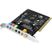 Siig IC-710012-S2 Sound Wave 7.1 PCI-Digital SRS Card