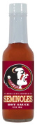 Hot Sauce Harrys 1606 FLORIDA STATE Seminoles Hot Sauce Cayenne - 150ml