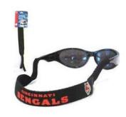 Cincinnati Bengals Neoprene NFL Sunglass Strap