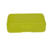 Romanoff Products ROM60223 Pencil Box Lemon