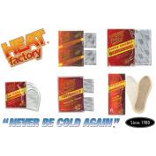 Heat Factory 372103 Large 24 HR Warmer - Box of 30
