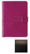 Raika SF 107 BLK 10cm . x 15cm . Wallet Photo Brag Book - Black