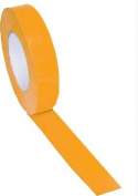 Olympia Sports GY220P 2.5cm . x 60 Yards Vinyl Tape - Orange
