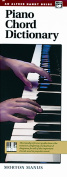 Alfred 00-285 Piano Chord Dictionary - Music Book