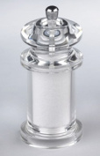 Gessner Products Mr. Dudley 11.4cm Majesty Saltmill, Clear Acrylic