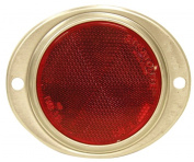Peterson Mfg. Red Road Reflector V472R