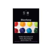 Speedball Art Products 444748 Bienfang Multi-Palette Paper Pad 9 in. x 12 in. -50 Sheets