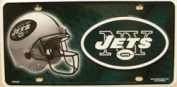 LP - 731 NY Jets NFL Football Licence Plate - 2201M
