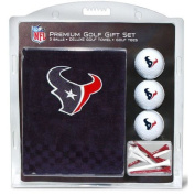 Team Golf 31120 Houston Texans Embroidered Towel Gift Set