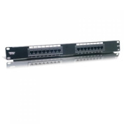 TRENDnet TC-P16C6 16-port Cat.6 48cm RM Patch Pan