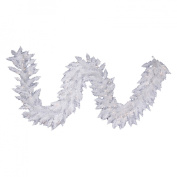 Vickerman A104214 9 ft. x 14 in. White Spruce Garl Dura-Lit 100C
