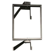 SmartRack SRWO12US Wall-Mount Pivoting Open Rack Frame
