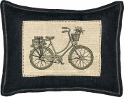 Dimensions Handmade Collection Classic Bicycle Stamped Embroidery Kit, 27.9cm x 27.9cm