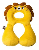 BenBat Travel Friends Head Neck Support 1-4 Yrs LION, Yellow