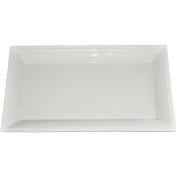 Premium Connexion 290-CPLAT KitchenWorthy Ceramic Serving Platter