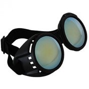 Elope Costumes Black Industrial Goggles