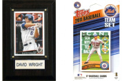 C and I Collectables 11METSFP MLB New York Mets Fan Pack
