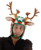 Elope Costumes Racing Reindeer Helmet Hat