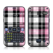 DecalGirl S270-PLAID-PNK Sanyo SCP-2700 Skin - Pink Plaid