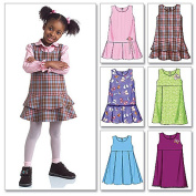 Butterick Toddlers' and Children's Jumpers, CB