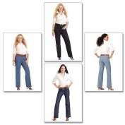 McCall's Pattern Misses' and Women's Jeans, B5