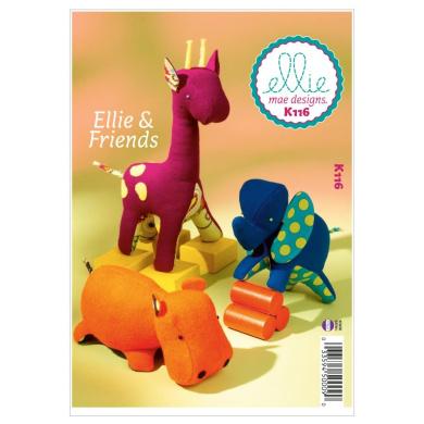 Kwik Sew Pattern Ellie and Friends