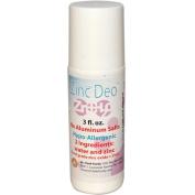 Dr. Clarks Purity Products 0769398 Zinc Deo Roll-On Deodorant 3 fl oz - 3 oz