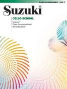 Alfred 00-0362S Suzuki Cello School Piano Acc.- Volume 7 - Music Book