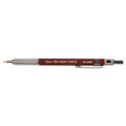 Alvin DM09 Draught-Matic Auto-Feed Mechanical Pencil 0.9mm, Maroon Barrel