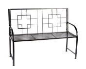Achla AR-25 Square-on-Squares Bench