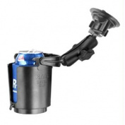 RAM Mount Drink Cup Holder with Suction Base