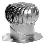 Lomanco Whirlybird Turbine Ventilator BIB-12 MILL