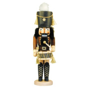 Ulbricht Natural Drummer Nutcracker