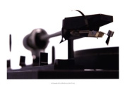 Posterazzi OWP45671D Turntable I Poster by Renee Stramel -19.00 x 13.00