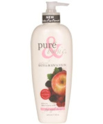 Pure And Basic Body Lotion Fuji Appleberry 350ml