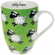 Dublin Gift Wooley Jumper Tulip Mug