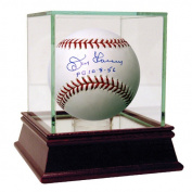 Steiner Sports LARSBAS000009 Don Larsen MLB Baseball with PG 10-8-56 Insc. - MLB Auth