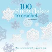 St. Martin's Books 100 Snowflakes To Crochet