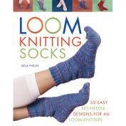 St. Martin's Books Loom Knitting Socks
