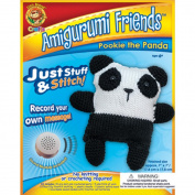 Amigurumi Friends Kit, Pookie The Panda