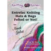 Knitting Korner Entrelac DVD