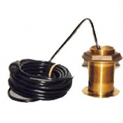 Furuno 520-BLD Bronze Thru-Hull, Low Profile, Transducer, 600w