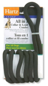 Hartz Living All In 1 Collar & Lead Combo 98083