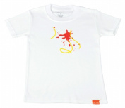 Uh-oh Industries ML2002TWH The Messy Line - White Sauce toss 2T top