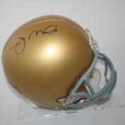 Victory Collectibles VIC-000094-3000987 Joe Montana Autographed Notre Dame Replica Helmet