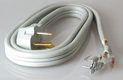 Coleman Cable 09016 1.83m Grey Range Cord