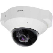 TOSHIBA IK-WD14A H. 264 2MP INDOOR MINI DOME WDR POE