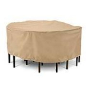 Classic Accessories 58212 Patio Table and Chair Set Cover - Medium Round